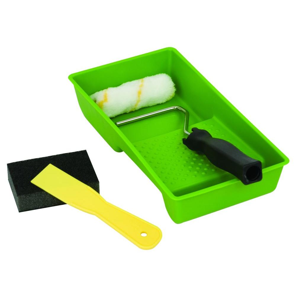 Value Sand and Patch Roller Tray Set (5-Piece)