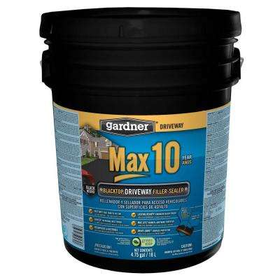 4.75 Gal. Max 10 Blacktop Ultra Gel Fill/Sealer
