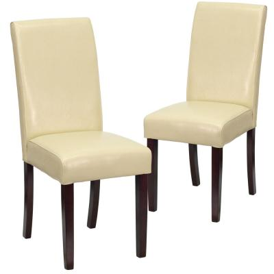 Ivory Dining Chairs (Set of 2)
