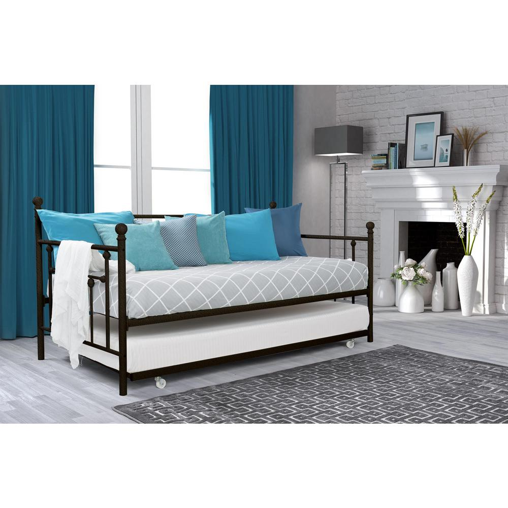 This Review Is From Mia Bronze Twin Daybed And Trundle Set
