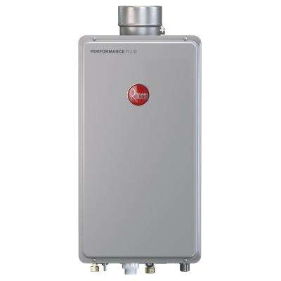 Performance Plus 8.4 GPM Liquid Propane Mid Efficiency Indoor Tankless Water Heater