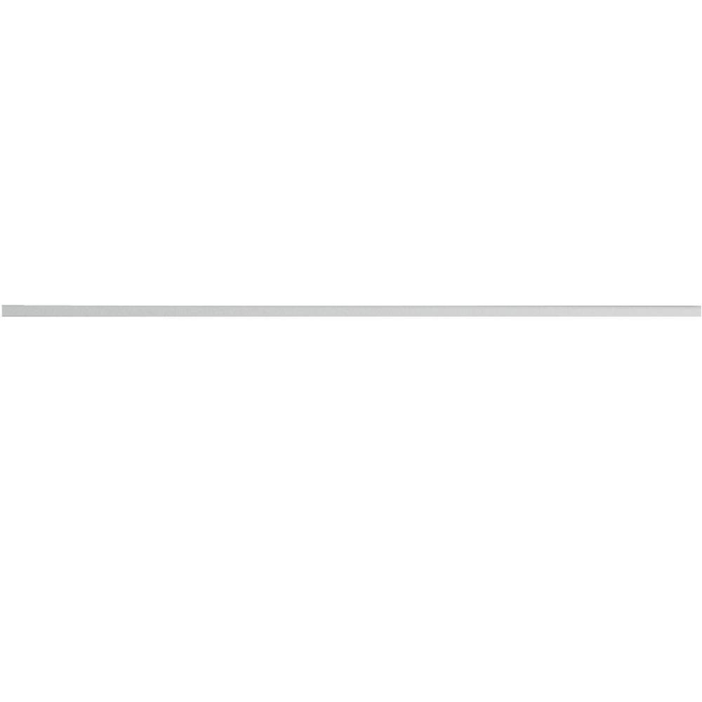 Hampton Bay Designer Series 2x96x0 625 In Light Rail