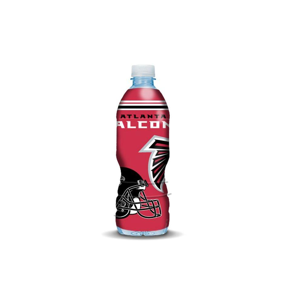Bottle Skinz Atlanta Falcons 16 9 Fl Oz Water Bottle