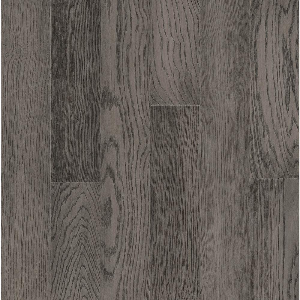 Hydropel Oak Medium Gray 7 16 In T X 5 W Varying Length Waterproof Engineered Hardwood Flooring 22 6 Sq Ft