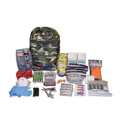4-Person 3-Day Deluxe Emergency Kit Special Edition