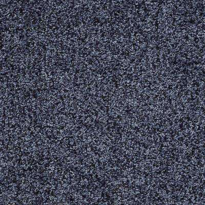 Charming - Color Sapphire Twist 12 ft. Carpet