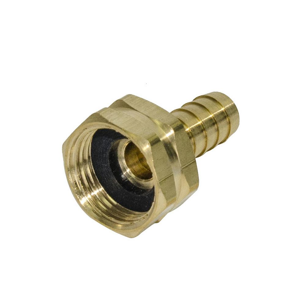 Bon Tool 3/4 in. Shank Hose Coupling (Female Only)