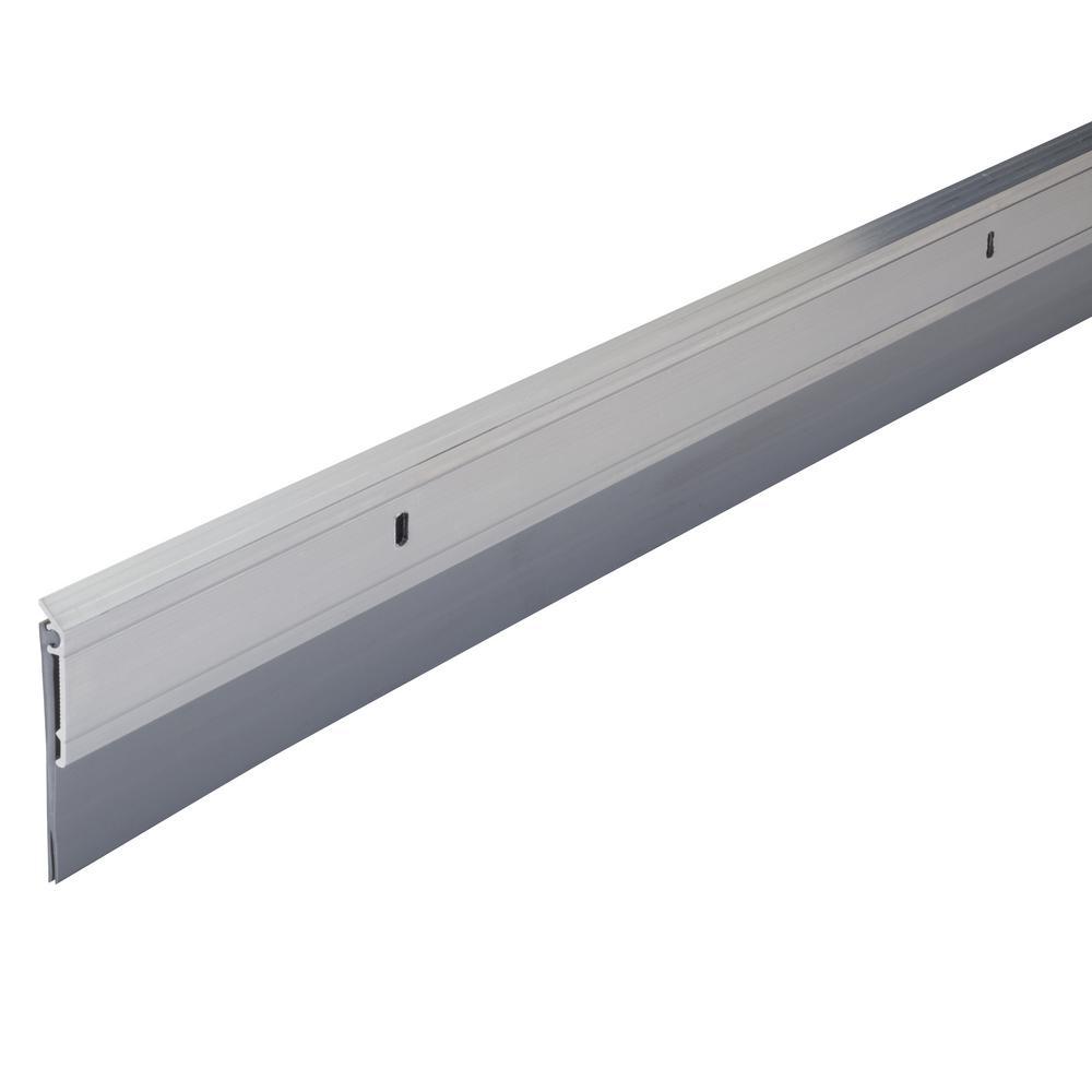 Delicieux M D Building Products 2 In. X 36 In. Premium Aluminum And Vinyl Door Sweep