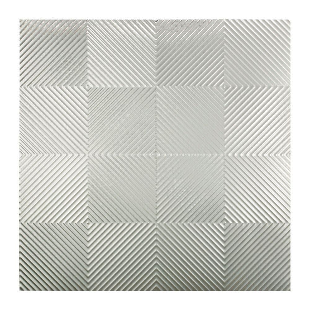 Quattro - 2 ft. x 2 ft. Lay-in Ceiling Tile in