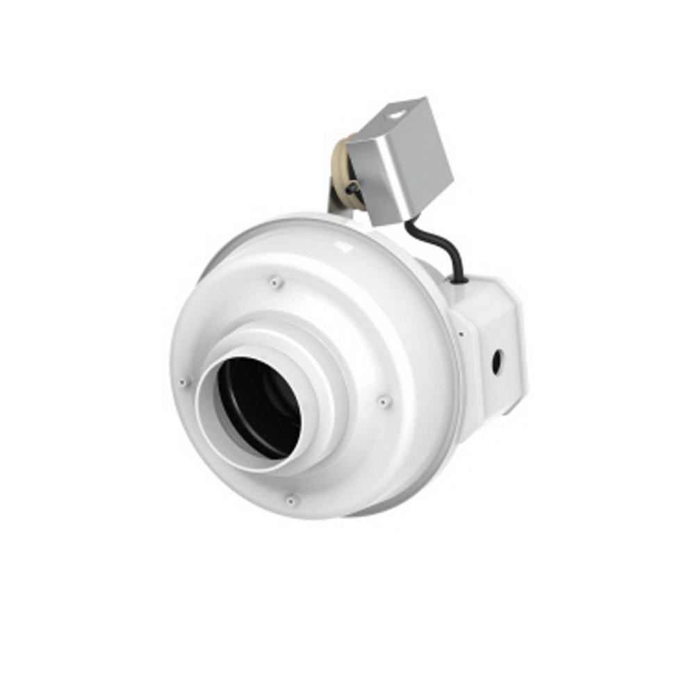 Dryer Booster Fan System
