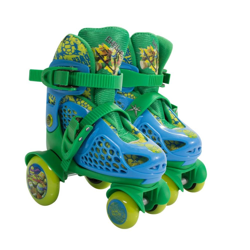 Teenage Mutant Ninja Turtles Junior Size 6-9 Big Wheel Skate