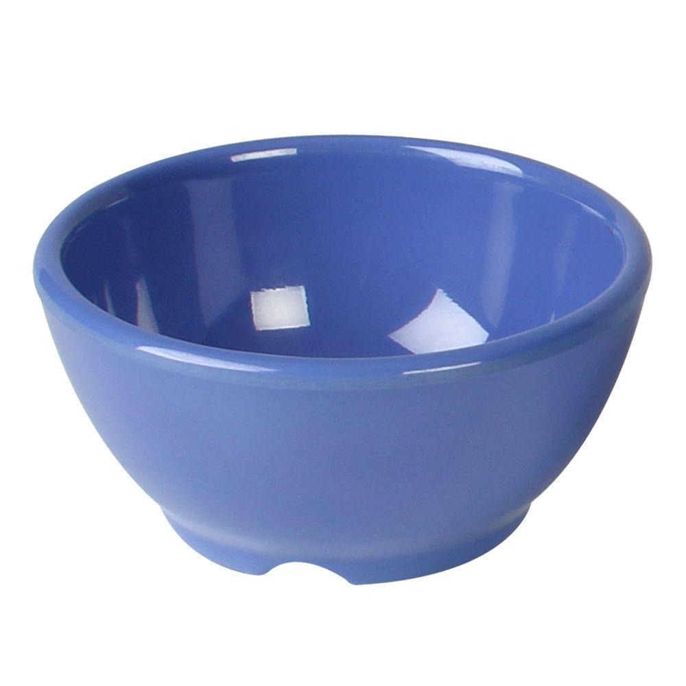 Coleur 7 oz., 4 in. Bouillon Cup in Purple (12-Piece)