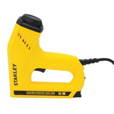 2-in-1 Electric Stapler and Strip Brad Nailer