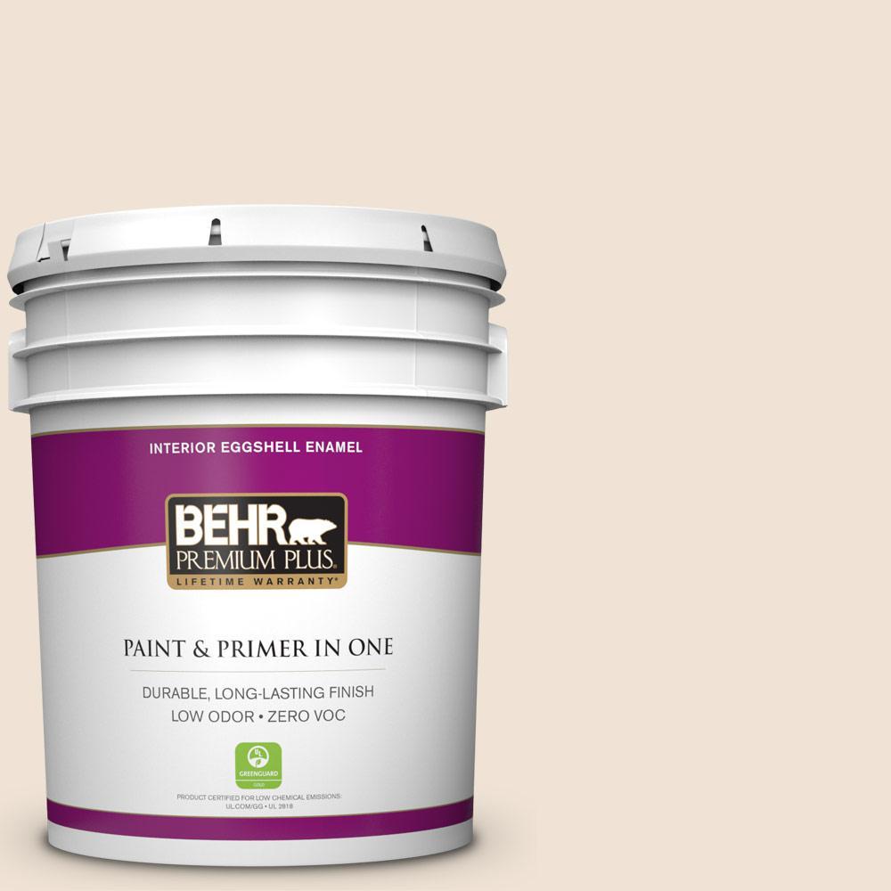 5-gal. #N250-1 Clay Dust Eggshell Enamel Interior Paint
