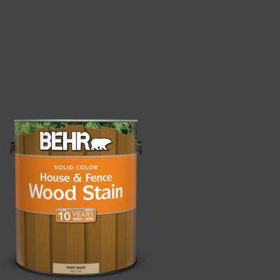 1 gal. #PPU18-20 Broadway Solid House and Fence Wood Stain