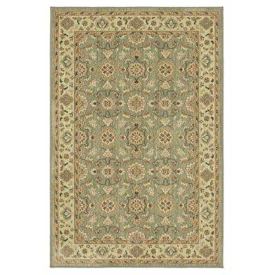 Natural Harmony Willow Grey 5 ft. x 7 ft. Area Rug