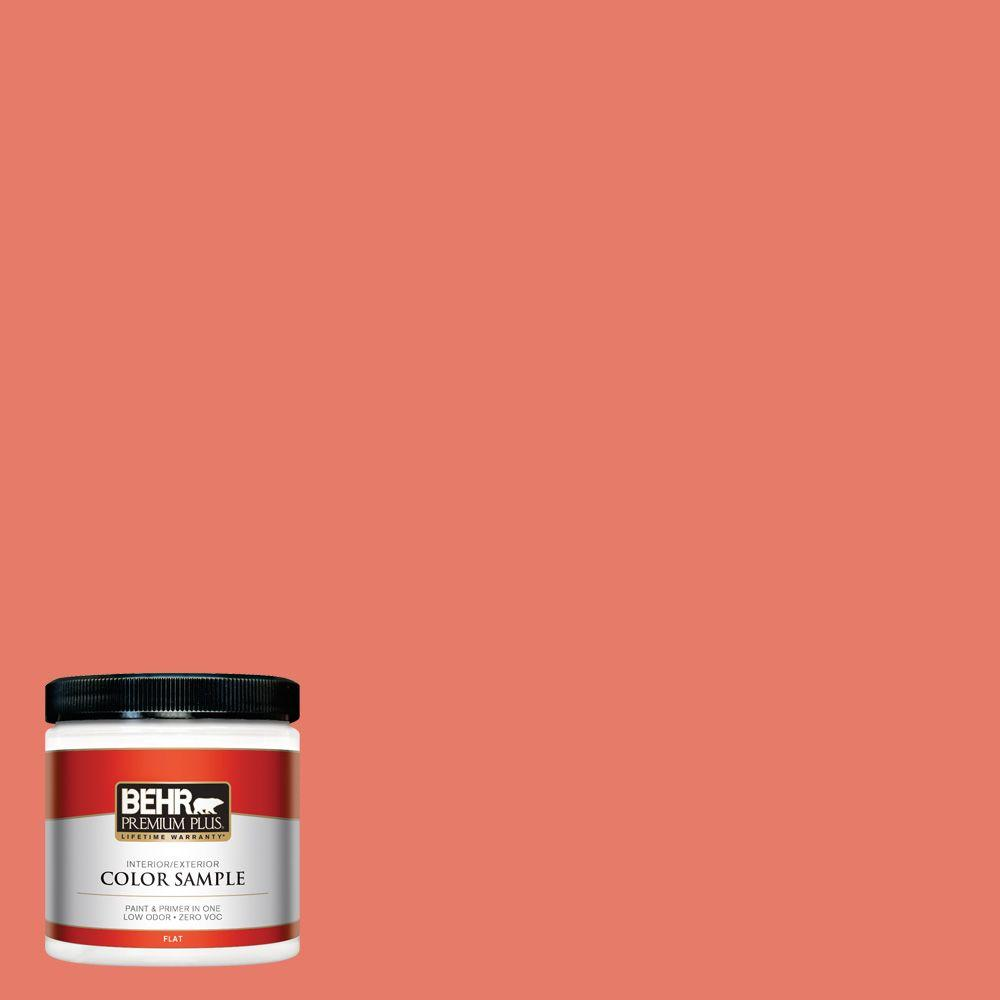 8 oz. #P180-5 Watermelon Slice Interior/Exterior Paint Sample