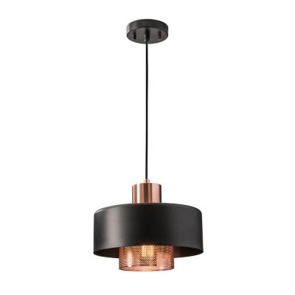 Bradbury 1-Light Copper Pendant