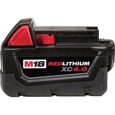 M18 18-Volt Lithium-Ion XC Extended Capacity Battery Pack 4.0Ah