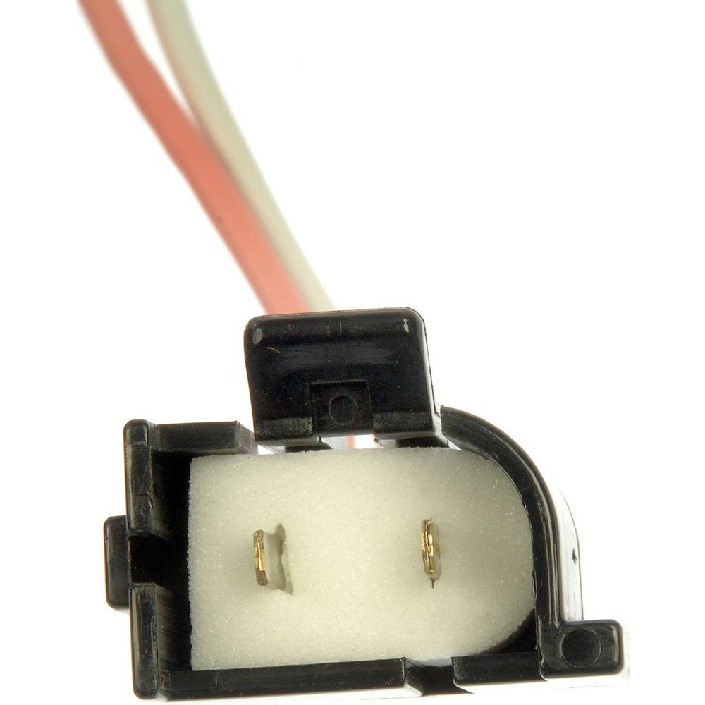 electrical harness - 2-wire coil repair (black)