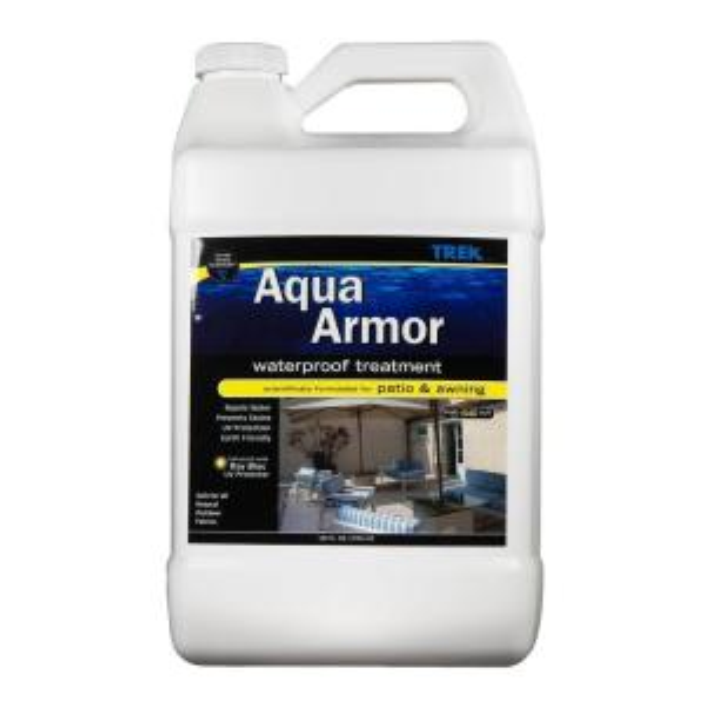 Trek7 Aqua Armor 1 Gal Fabric Waterproofing Spray For