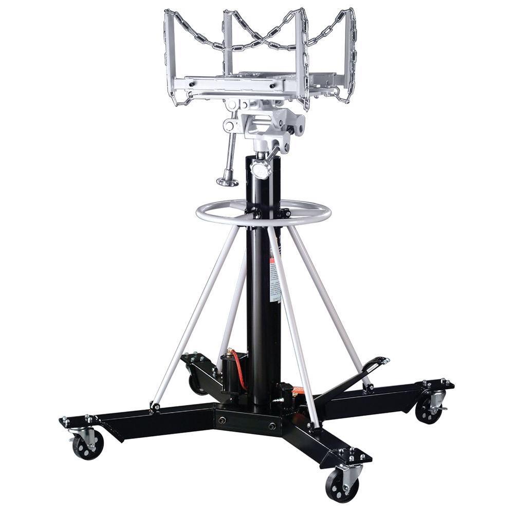 1-Ton Air/Manual Telescopic Transmission Jack