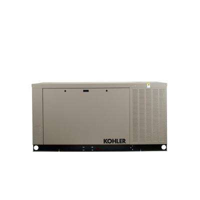 48,000-Watt Liquid Cooled Automatic Standby Generator