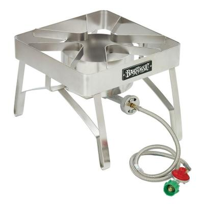 16 in. Stainless Steel Brew Cooker