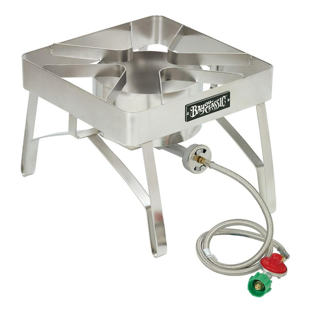 Bayou 16 gal. Stainless Steel Brew Cooker