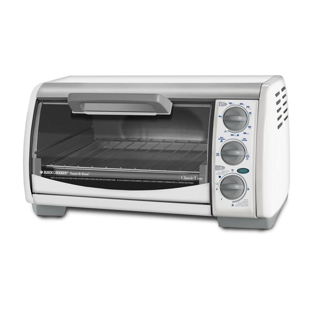 BLACK+DECKER 4-Slice Toast-R-Oven-DISCONTINUED
