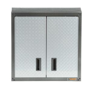 Deals on Gladiator 28-in. H x 28-in. W x 12-in. D Garage Wall Cabinet