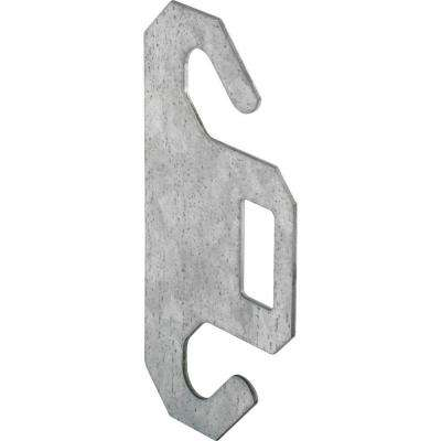 Dual Spring Hook Plate for 3 in. Pulley