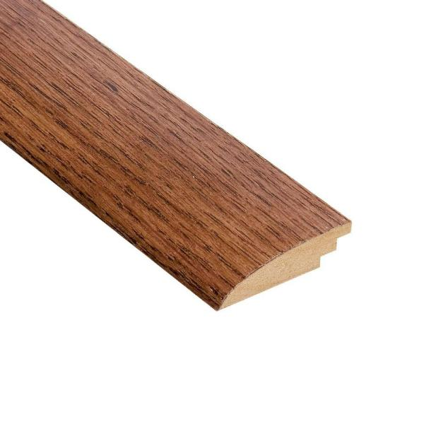 Oak Verona 3/8 in. Thick x 2 in. Wide x 78 in. Length Hard Surface Reducer Molding