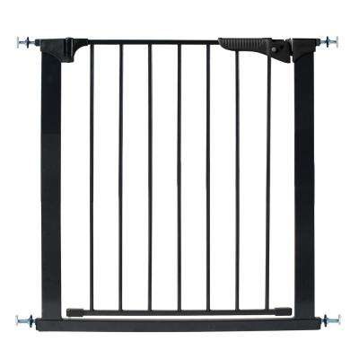 29.5 in. H Pressure Mount Gate Gateway in Black