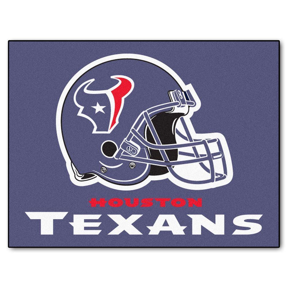 Houston Texans 3 ft. x 4 ft. All-Star Rug
