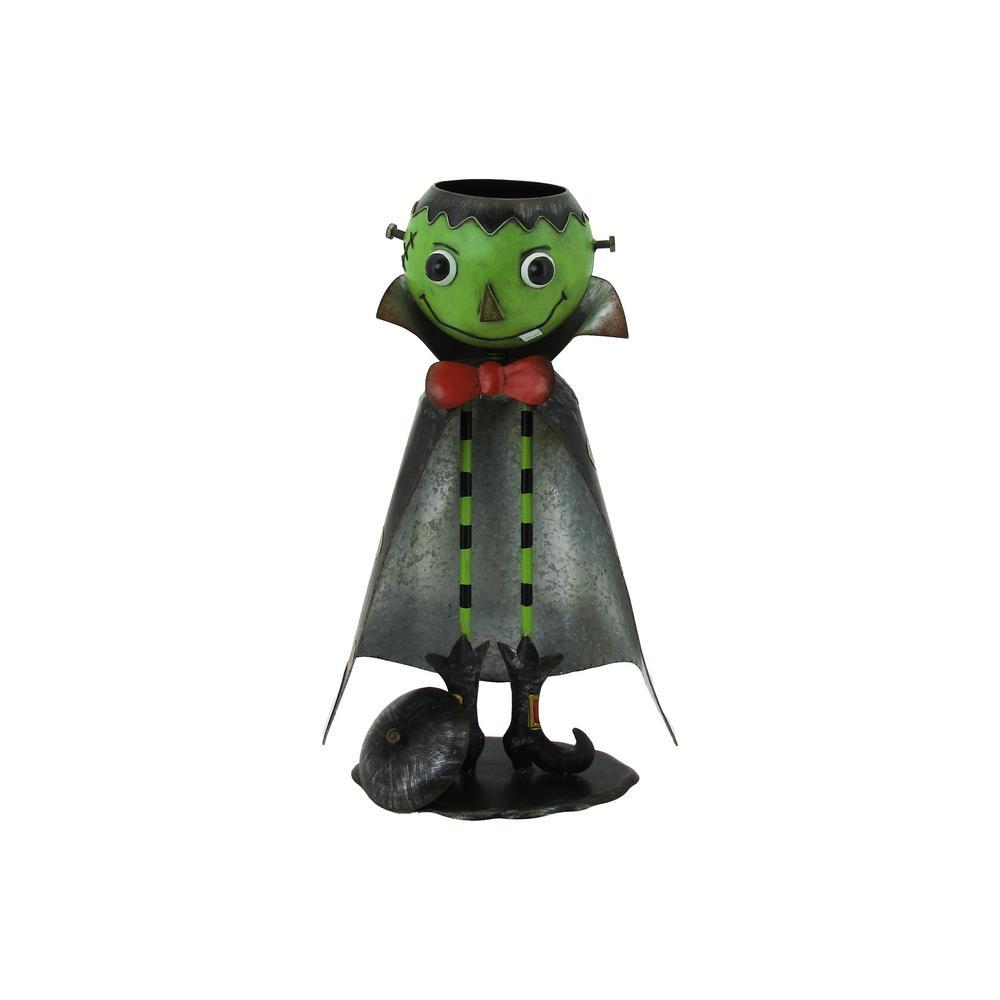 26 in. Tall Big Head Monster Figurine Frank