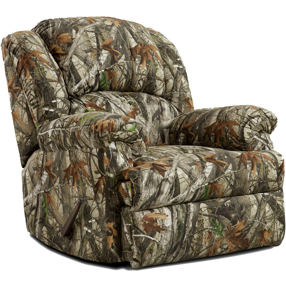 Camo Lounge Chair: Cambridge Camo Rocker Recliner-98507RR-CA