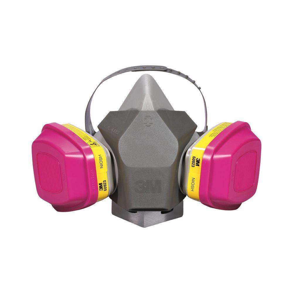 3M Medium Professional Multipurpose Respirator (4-Pack) by 3M
