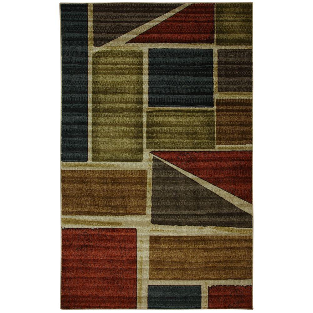Mohawk Draycott Multi 5 ft. x 8 ft. Area Rug-DISCONTINUED