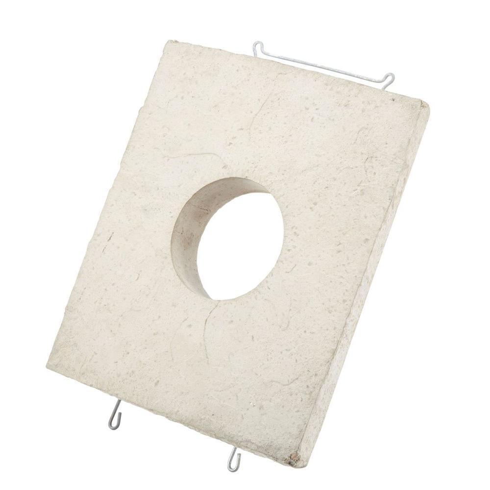 ClipStone Cream 10 in. W x 12 in. H Light Stone, Cream - natural stone finish