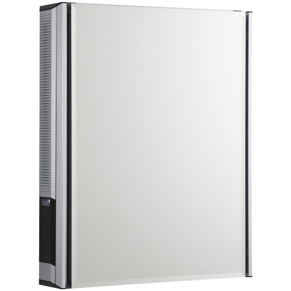 KOHLER 20 In. X 26 In. Surface-Mount Medicine Cabinet With