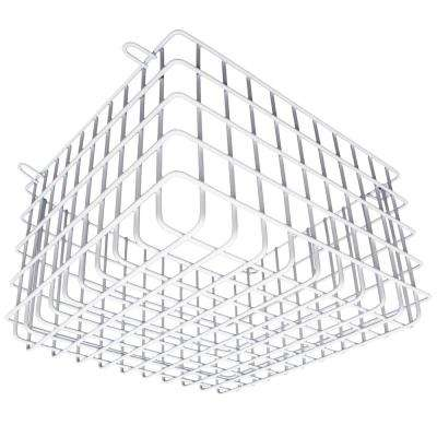 OSW Ceiling/Wall Mount Occupancy Sensor Protective Cage, White