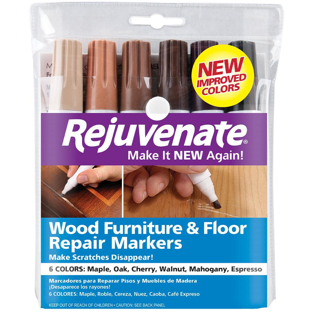 Magnificent Rejuvenate Wood Furniture And Floor Repair Markers Rj6Wm Download Free Architecture Designs Barepgrimeyleaguecom