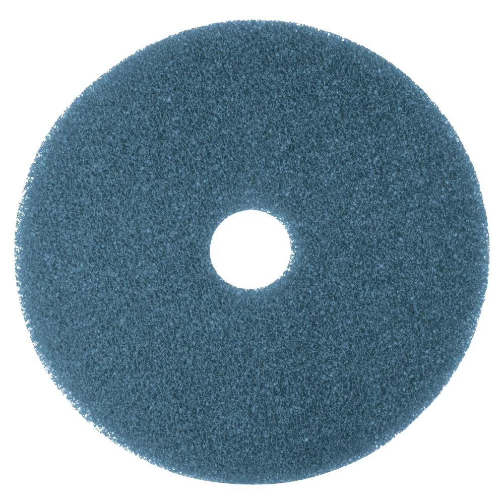 16 in. Niagara 5300N Floor Cleaning Pads (5 Per Box)