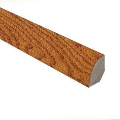 Oak Harvest 3/4 in. Thick x 3/4 in. Wide x 78 in. Length Hardwood Quarter Round Molding
