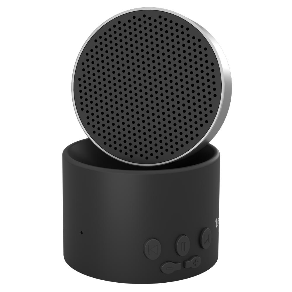 Adaptive Sound Technologies Micro2 Sleep Sound Machine and Bluetooth Speaker in Black