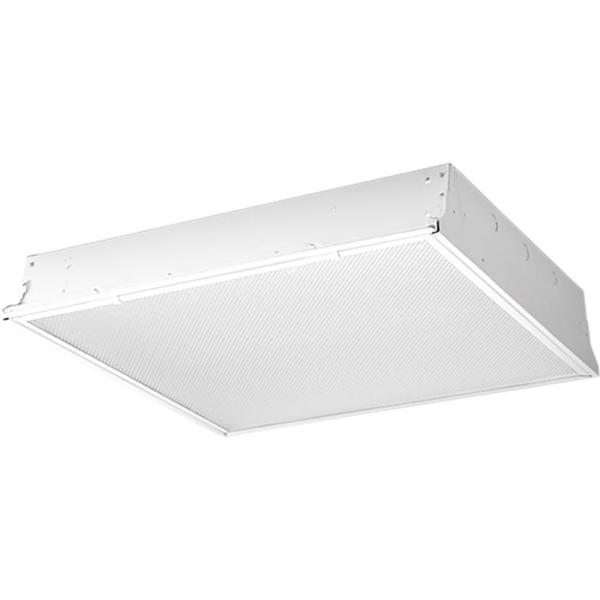 35 -Watt White Integrated LED Architectural Troffer