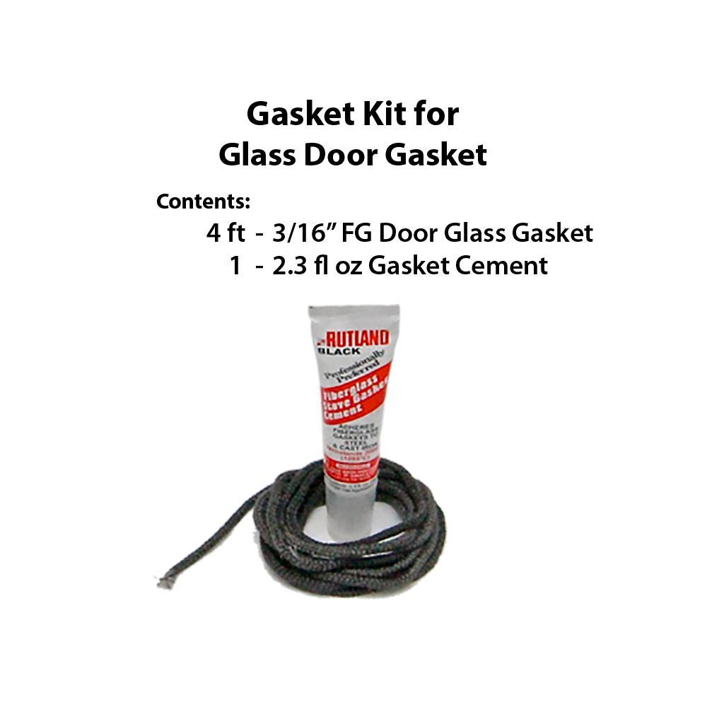 VT Casting Gasket Kit for Glass Door Gasket