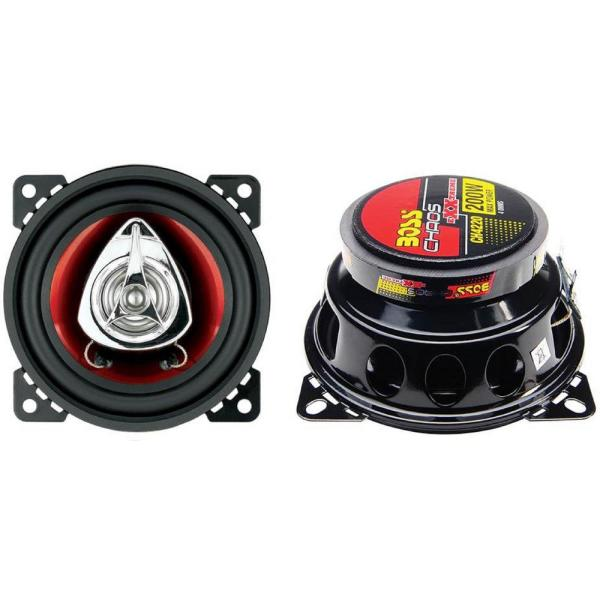 "Pair Car Speakers 6.5/"" 360 Watt 3 Way Full Loud Range Auto Stereo Truck Audio"