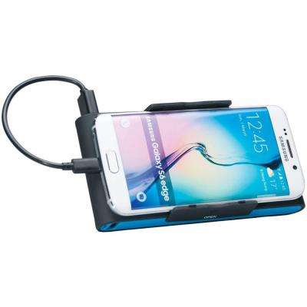 Smartphone Grip Clip 9,000mAh External Battery Pack Charger